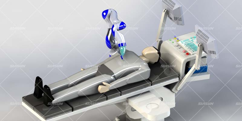 新松松康医疗辅助机器人