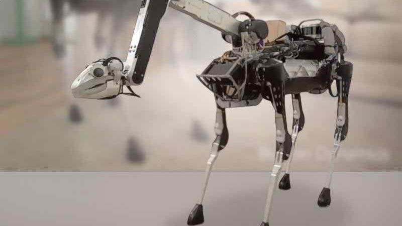 波士顿动力Spot Mini机器人
