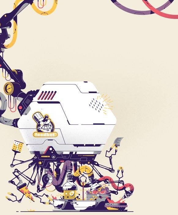 厨房机器人