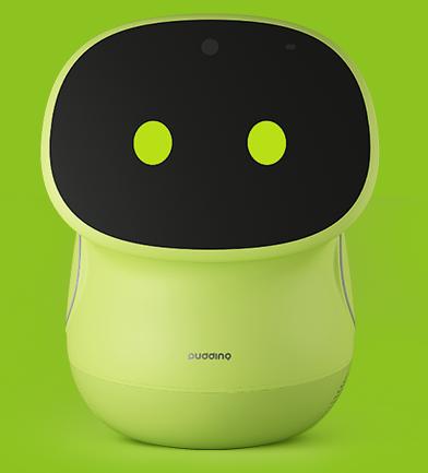布丁豆豆机器人