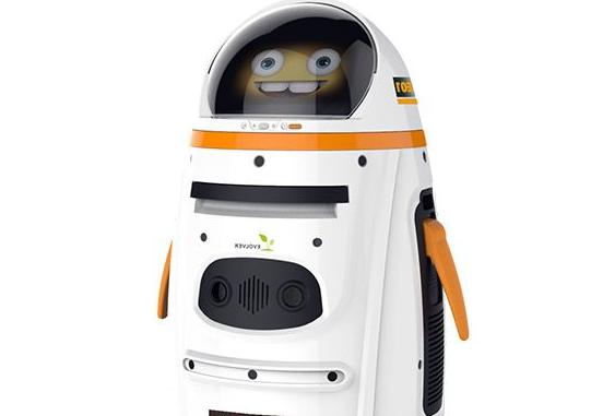 小胖机器人