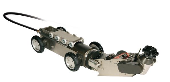 CIMS Turbo管道切割机器人:城市管道修复专家