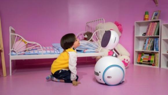 家庭智能机器人ZenboQrobot小布