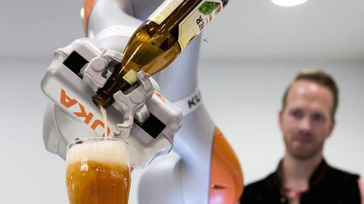 机器人从工业走向家庭  库卡KUKA目标是引领中国市场