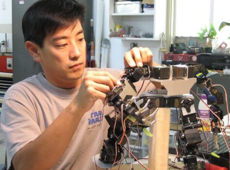 机器人工程师具体都做什么?
