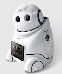小优U03S伙伴型家用智能机器人