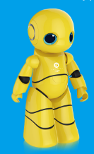 小笨迷你U 来自火星的桌面萌宠机器人
