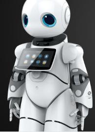 优友U05 类人型商用服务机器人