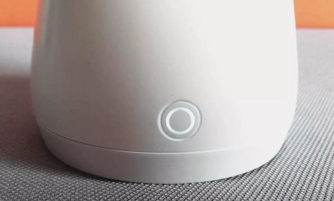 小墨机器人开关按钮
