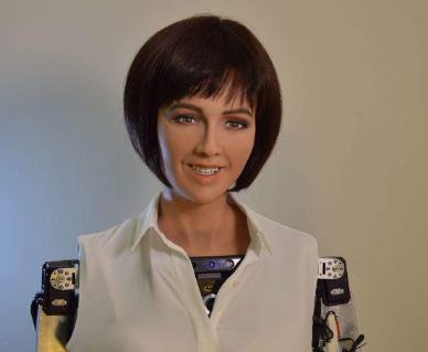 美国汉森机器人产品索菲亚
