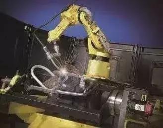 7种常见的机器人焊接类型