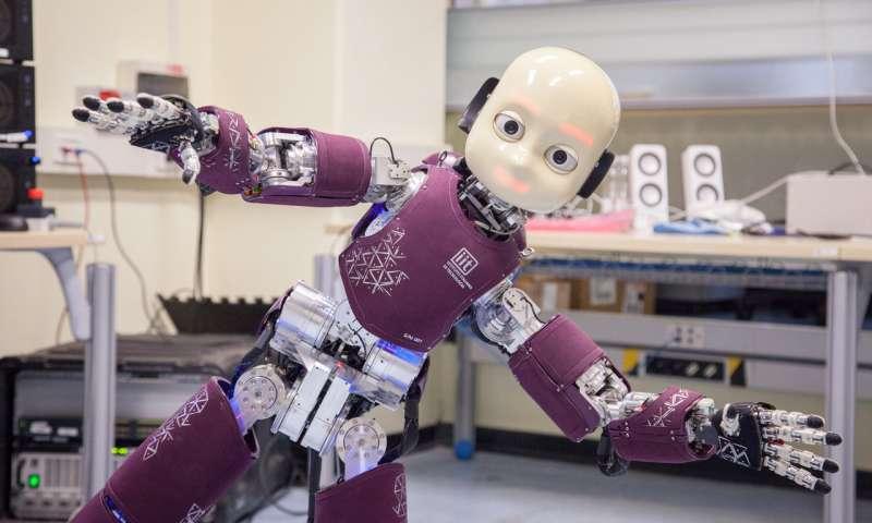 icub机器人平台