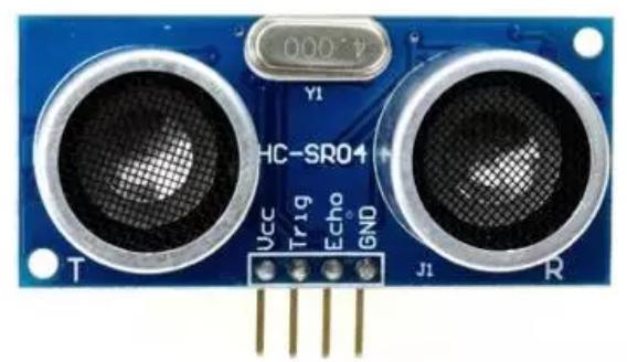经典的 HC-SR04 超声波距离传感器