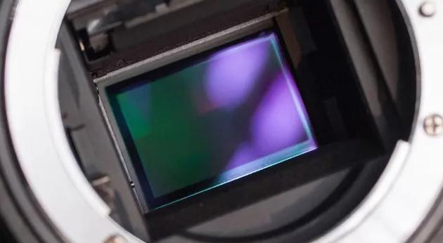 镜头中的图像传感器