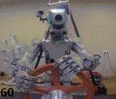 俄罗斯智能机器人开车、焊接、打孔都能干