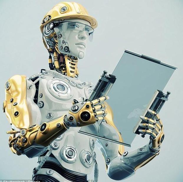 AI助力机器人执掌全球?科学家称人类将陷入绝境