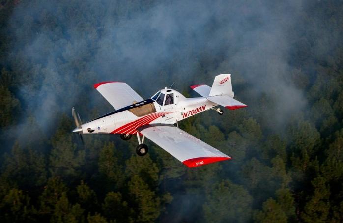 无人驾驶空中加油机可能很快就会加入消防战斗中