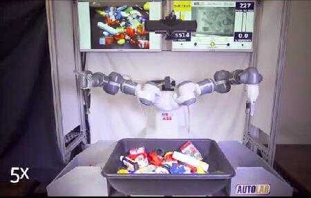 世界上最灵活机器人问世,5年内将超越人类