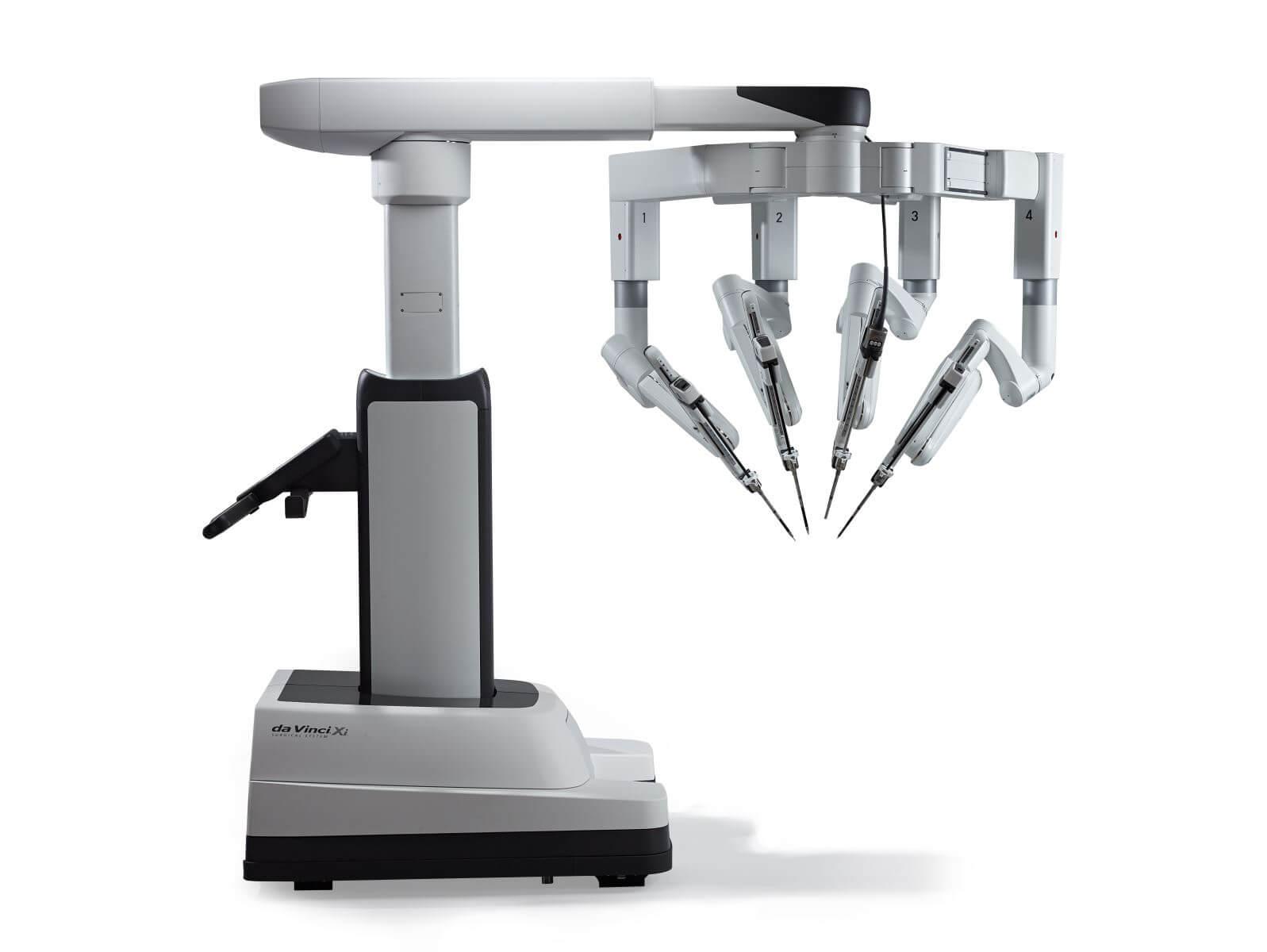 达芬奇手术机器人操作手臂