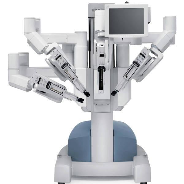 达芬奇手术机器人