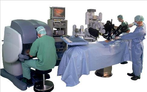 揭秘达芬奇手术机器人