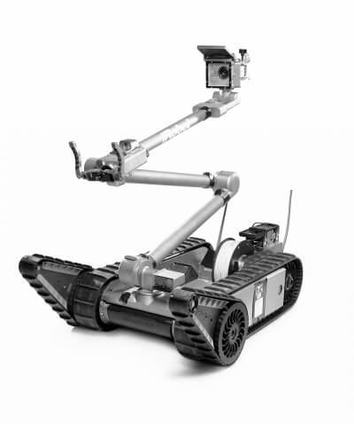 美打造军用标准化机器人