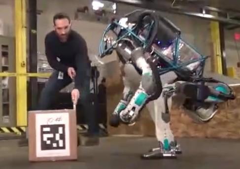 那些不可思议的智能机器人