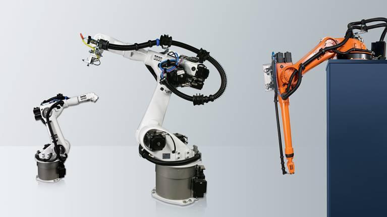 KR 60是节省成本和节省空间的工厂全能机器人。