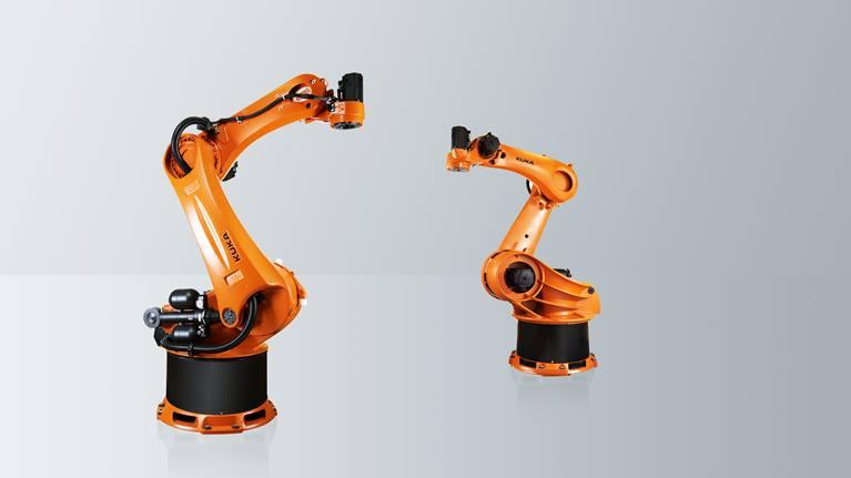 KR 470-2 PA 是一款可靠、快速的重载型卸码垛机器人。