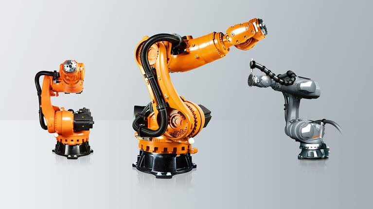 KR QUANTEC nano 是同级产品中最为轻巧的机器人。