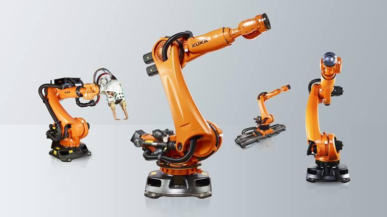 KR QUANTEC pro 是针对高负载领域设计的一款紧凑而又高效的工业机器人。