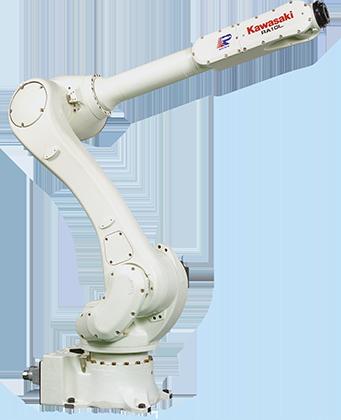 RA010L 概述:  负载 10 kg 轴数 6 伸展距离 1,925 mm 重复性 ±0.05 mm