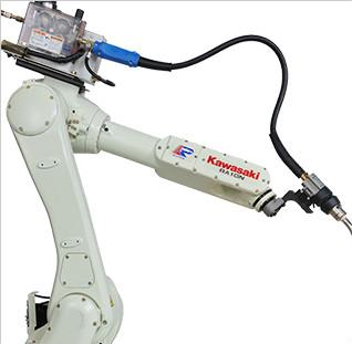 川崎弧焊机器人