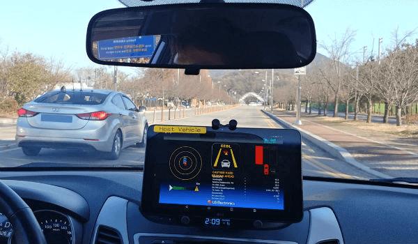 """首尔市上岩洞构筑世界首例融合5G""""自动驾驶实验平台"""""""