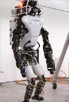 阿特拉斯机器人