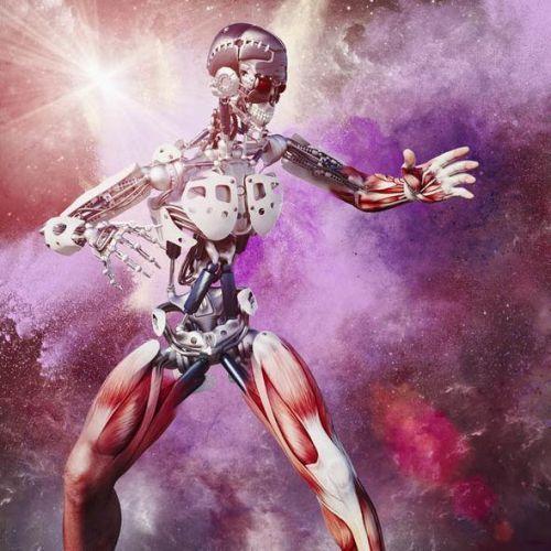 日科学家打造生物混合机器人 未来机器人或真假难辨