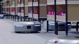 苏宁物流仓储机器人宣传片