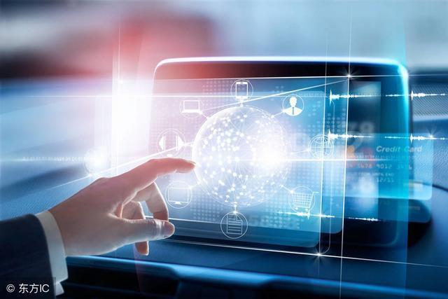 它可以作为人工智能机器人的主件,指挥人工智能机器人思维和动作