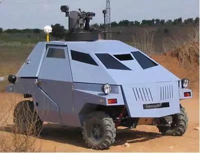 战斗机器人时代来临!巡逻与侦察以后都不用人了
