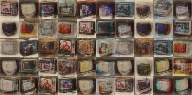 人工智能穿越时空艺术压缩:如何教一个神经网络来绘制70年代电视