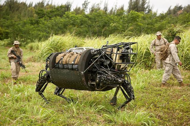 人工智能已加入美军?其10年前规划让人意外