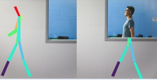 麻省理工实现人工智能无线信号穿墙识别及追踪