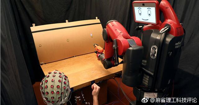 读心术?智能机器人或将惠及残障人士