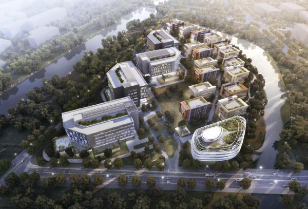 """上海张江成立""""人工智能岛"""",汇聚人工智能龙头企业"""