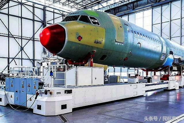 ARITEX智能机器人成功应用空客汉堡A320飞机总装线
