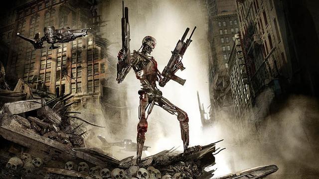 末日猜想:人工智能或将统治世界