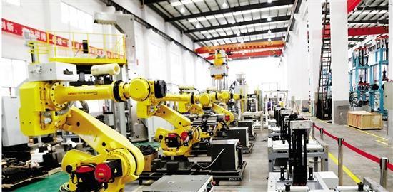 """与机器人共处 浙江关于""""机器人+""""的探索正在兴起"""