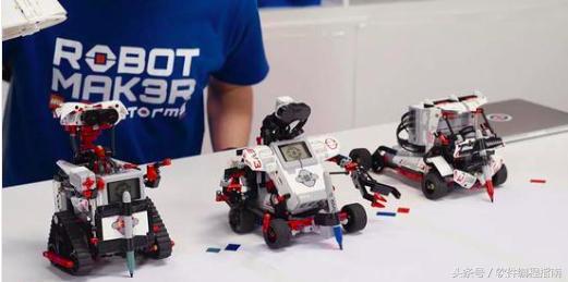 36氪:编程机器人疯抢教育市场,6大派玩家谁主沉浮?