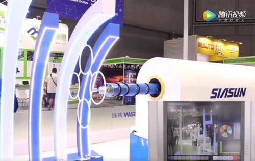 新松蛇形臂机器人全球首发 独特设计开创机器人应用新纪元