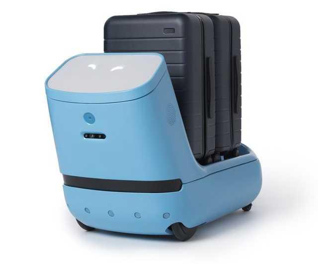 荷兰皇家航空推出可智能领路的Care-E行李运送机器人